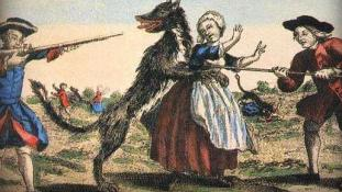 """""""Beast-Attaque"""" by Unknown - Unknown. Licensed under Public Domain via Wikimedia Commons - https://commons.wikimedia.org/wiki/File:Beast-Attaque.jpg#/media/File:Beast-Attaque.jpg"""