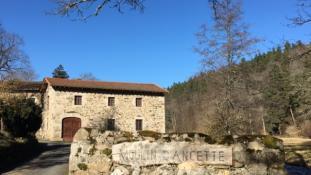 Le moulin d'Ancette