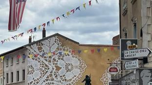 Artiste polonaise de Street Art