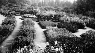 Histoire du jardin floral