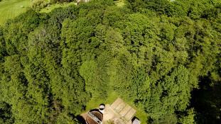 Station d'épuration du SIARNC aux Mesnuls - Site Milière