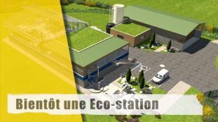 Bientôt une éco-station