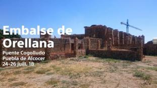 2018-Embalse d'Orellana-2/5
