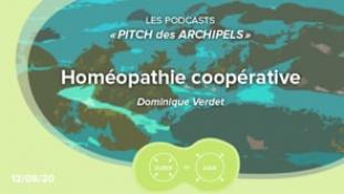 Pitch des Archipels-Homéopathie coopérative