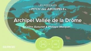 Pitch des Archipels-Archipel Vallée de la Drôme