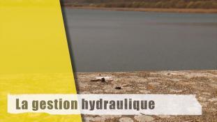 La gestion hydraulique